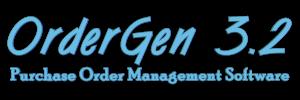 OrderGen for Purchasing